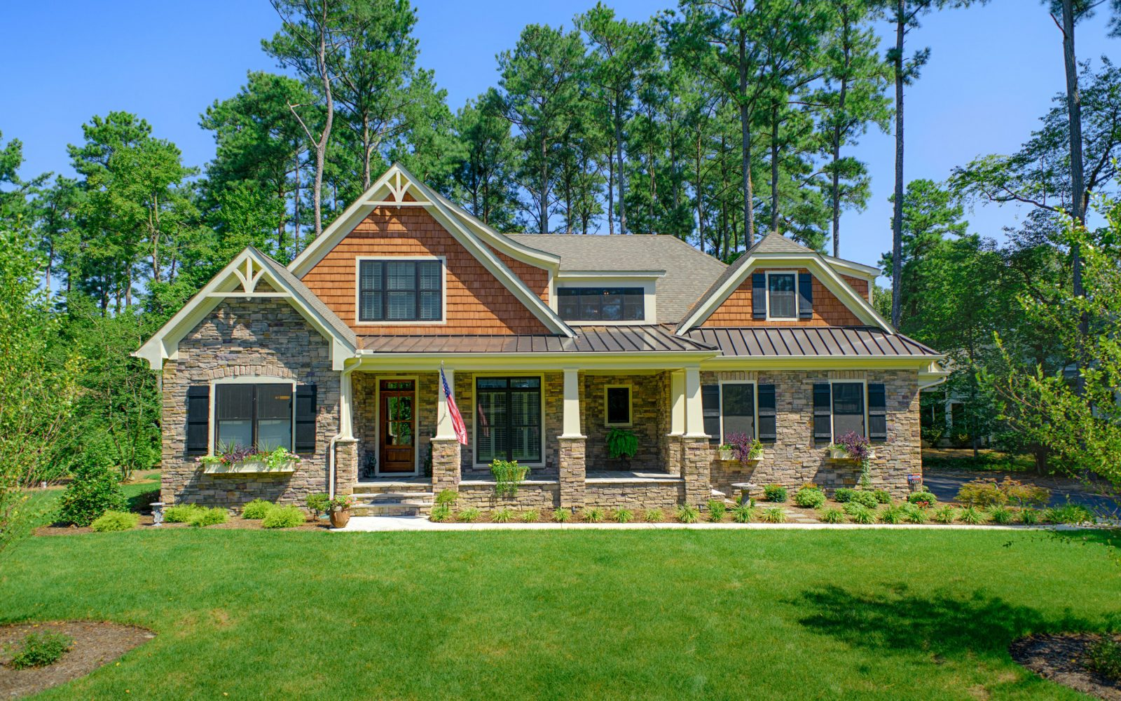 The lewes building co summerlake for Summerlake house plan